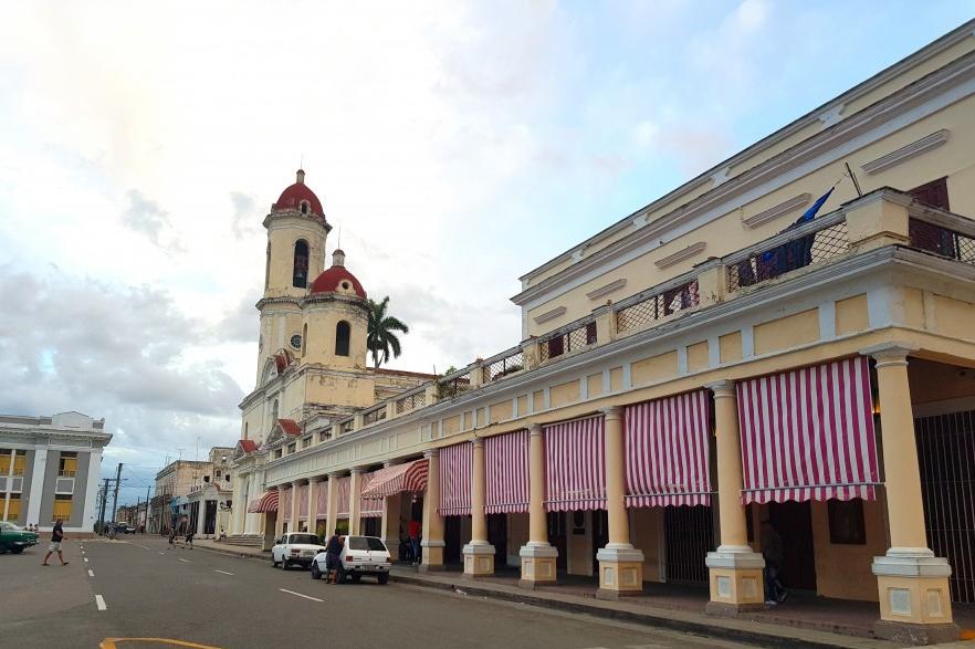 Centre of Cienfuegos