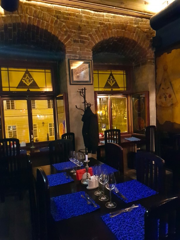 The most Expensive Galatian restaurant