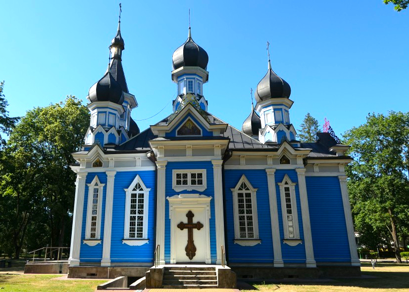 Joy of All Who Sorrow Church in Druskininkai, an amazing hidden gem