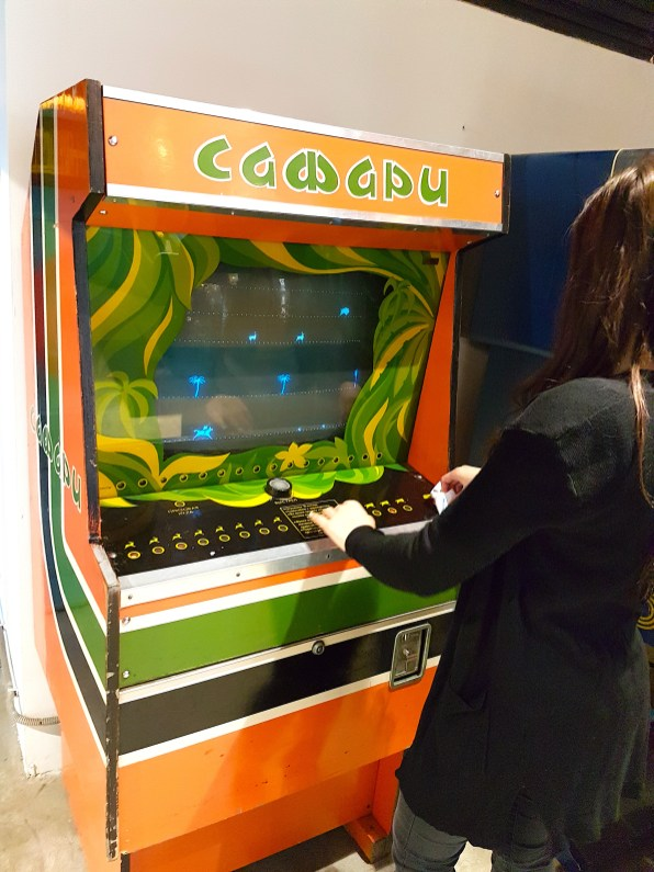 Museum of Soviet Arcade Machines, an interesting thing to do in St Petersburg