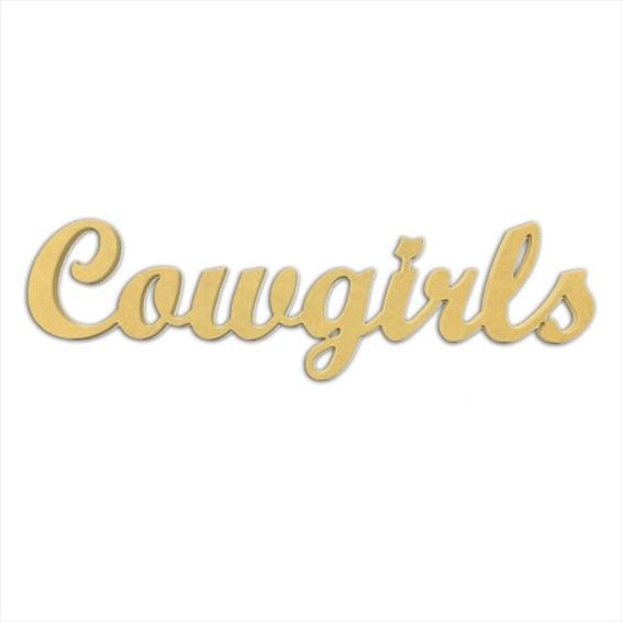 """Cowgirls 8"""""""