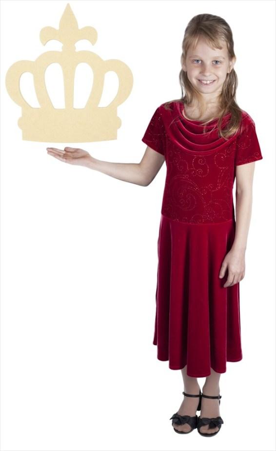 Large Royal Crown (18x16)