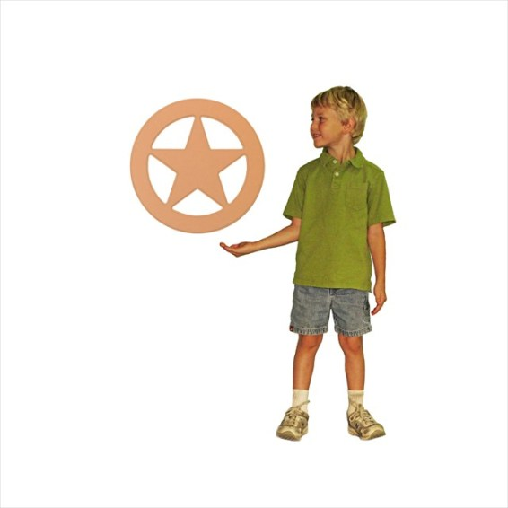 "Medium Texas Star (18"")"
