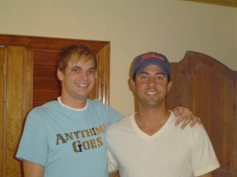 Ryan and Damien Skipper