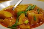 Pumpkin Curry at Myanmar