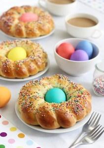 SprinkleBakes Sprinkle Bakes Italian Easter Bread