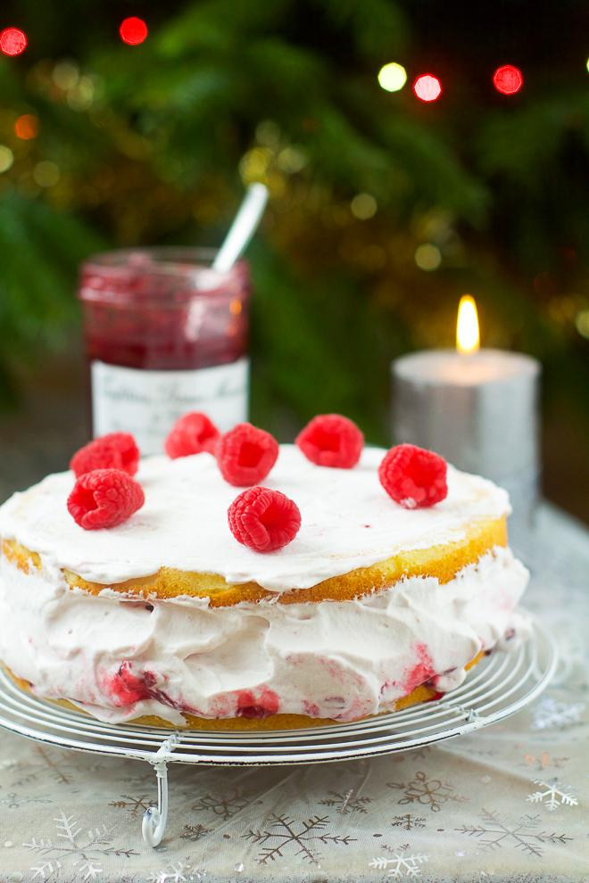 victoria sponge cake-7184