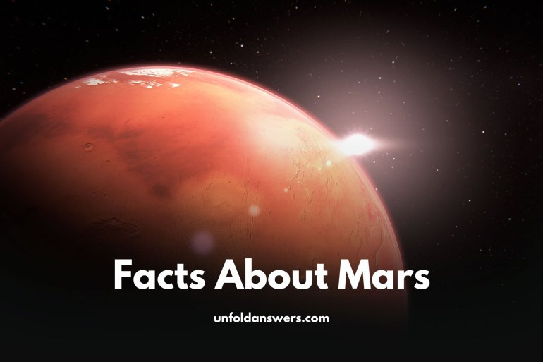 Facts About Mars