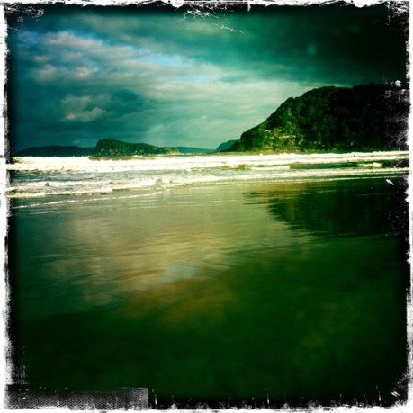 Woy Woy  Beach