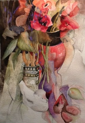 Still Life - After Shirley Trevena