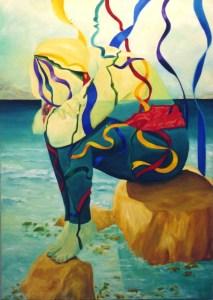 Emotion in Art - Broken Dreams