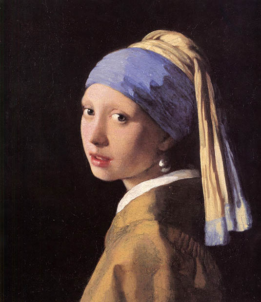 Buying Art,Girl With A Pearl Earring, Johannes Vermeer