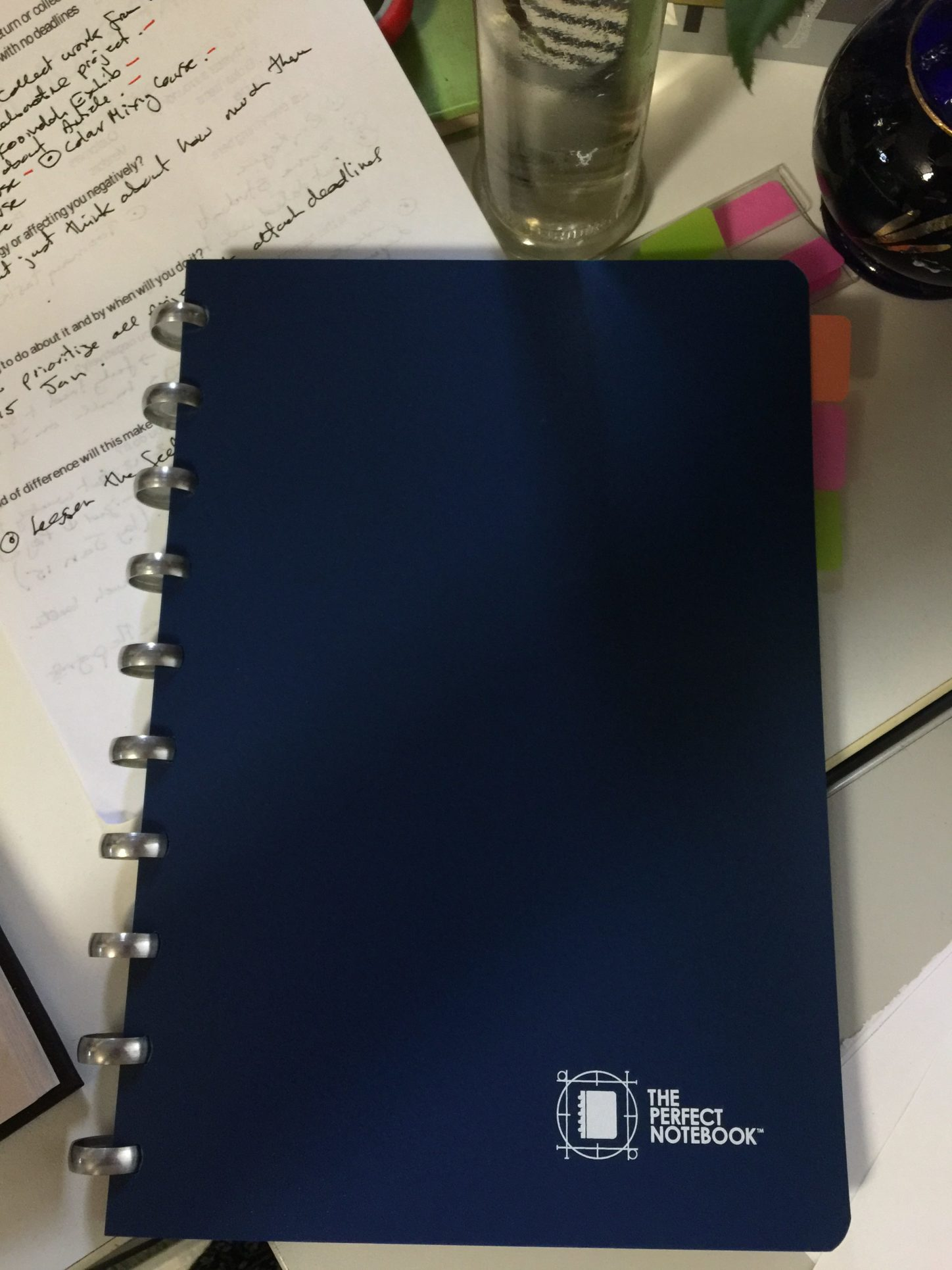 2018,The Perfect Notebook