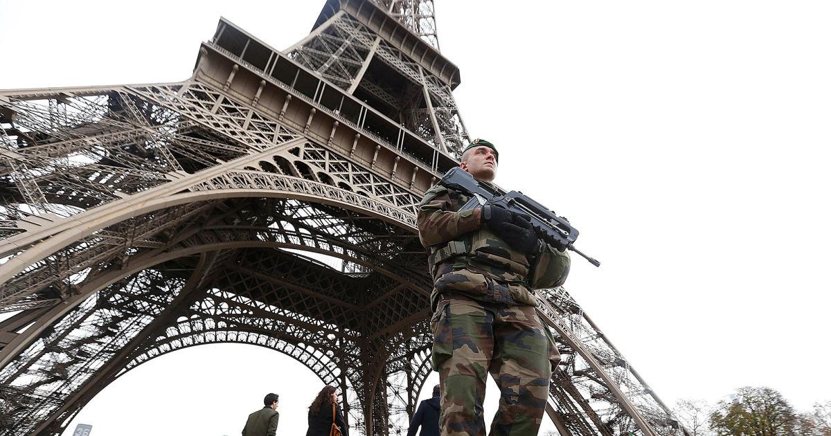 Paris Isis