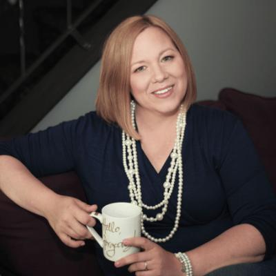 Sarah Scott_Author Unforeseen Journey