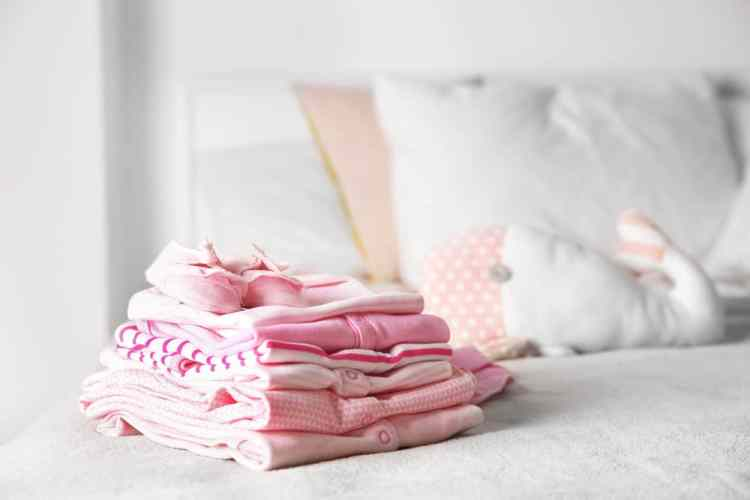 minimalist clothes for baby