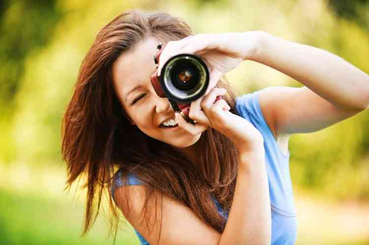 photography hobby for mom