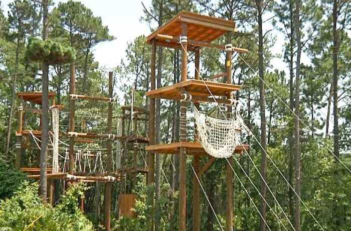 Osprey Challenge Course to open in fall