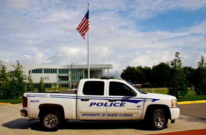 UNFPD seeks information on string of thefts