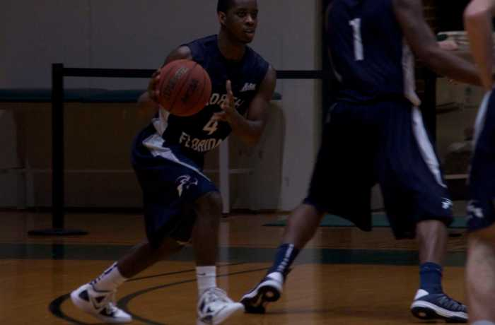 Point Guard Will Wilson (4) and Travis Wallace (1) have played well during Winter Break.