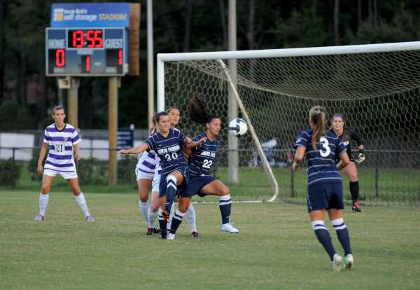 UNF Spinnaker : Women's soccer shut out again in loss to ...