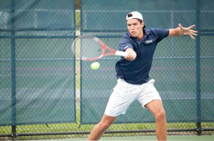 Osprey Men's tennis conquers Northern Kentucky 7-0