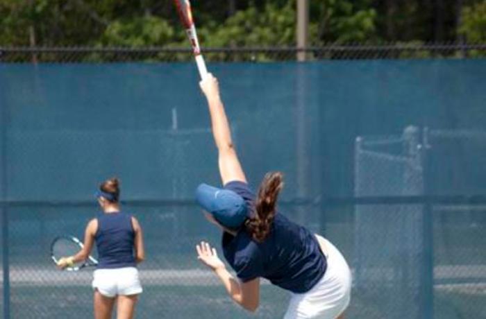 Women's tennis in running for Atlantic Sun title