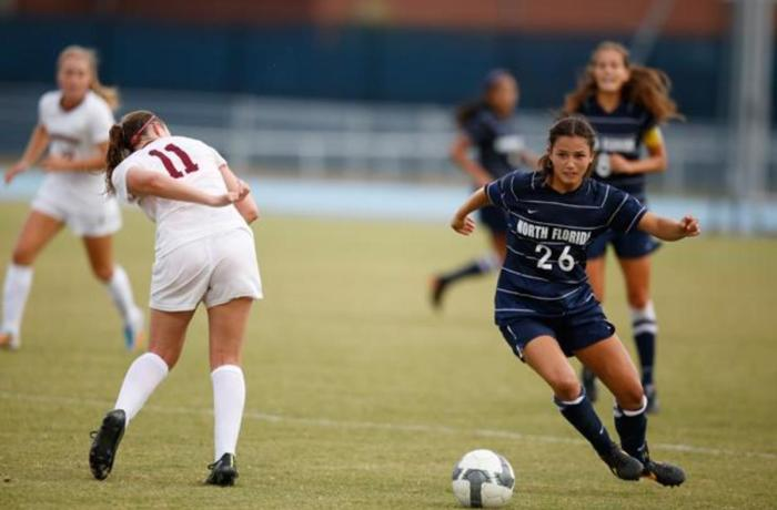 Women's soccer falls short to Lafayette in season opener