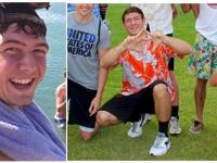 Andrew Swenson was last seen on Aug. 1 at the Mad Decent Block Party in Ft. Lauderdale.  Photos courtesy Facebook