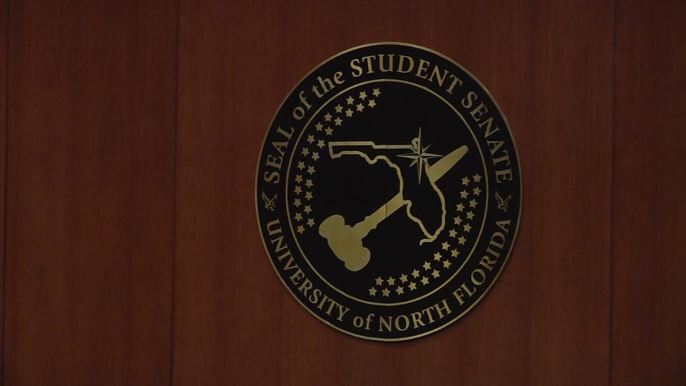 The Student Senate Seal Photo by Spinnaker Media