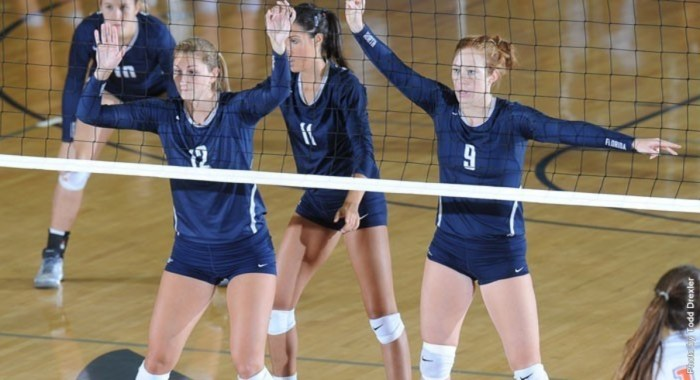 UNF snapped a four-game losing streak, defeating Stetson 3-2.   Photo courtesy of UNF Athletics.
