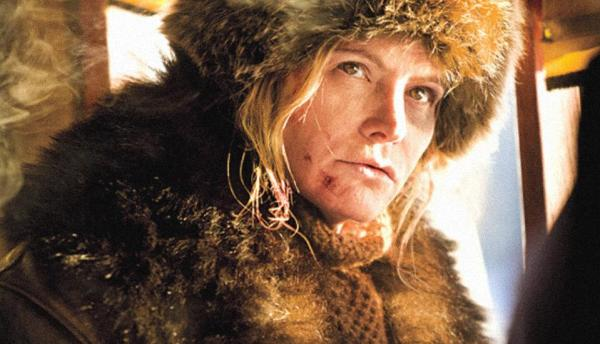 Basically starred in The Hateful Eight . Do we need any more than that? Photo courtesy Creative Commons.