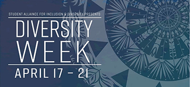 Let's Come Together: check out SAID's Diversity Week