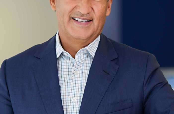Oscar Munoz. Photo courtesy United Airlines