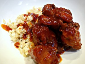 The Crispy Chicken Chronicles: Spicy Korean Fried Chicken Chunks
