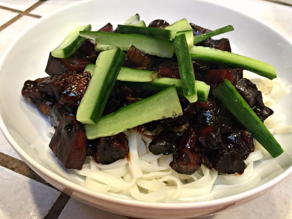 Koreatown noodles