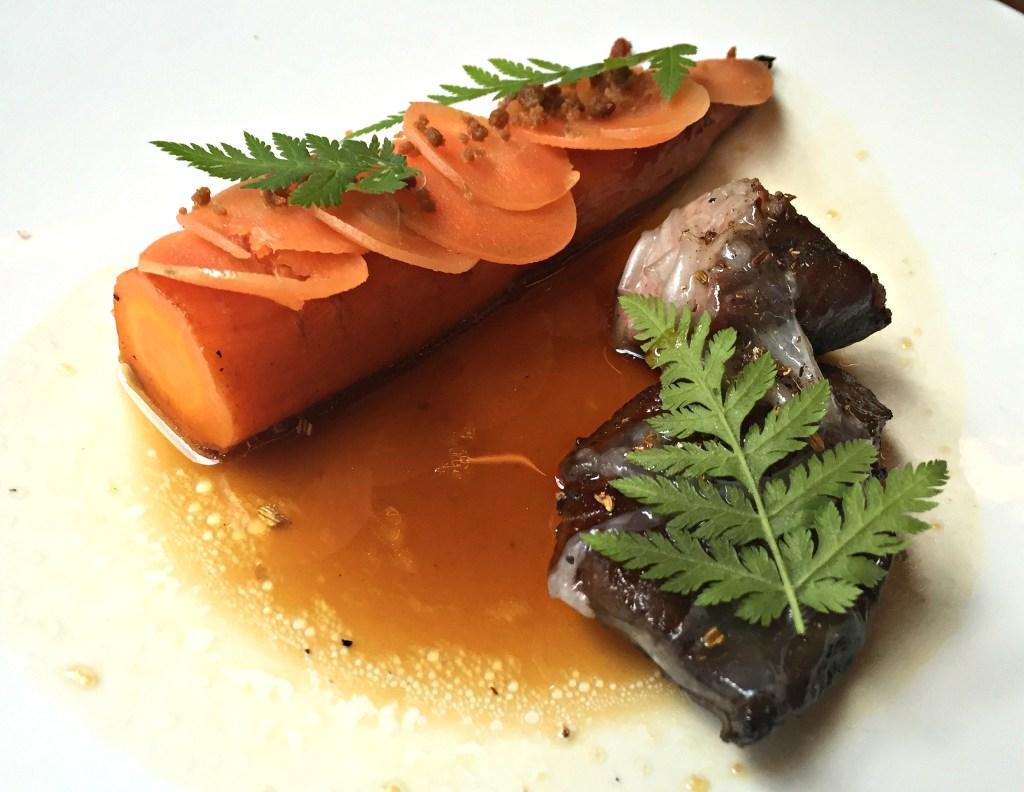 Arakataka carrot