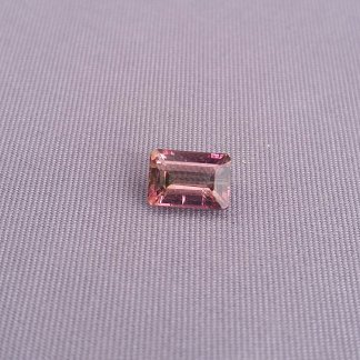 Watermelon Tourmaline Rectangle