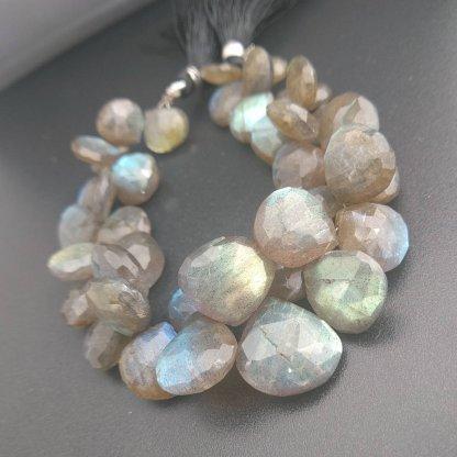 Big Labradorite Briolettes Beads