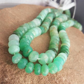 Quality Chrysoprase Beads