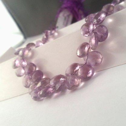 Pink Amethyst Briolettes