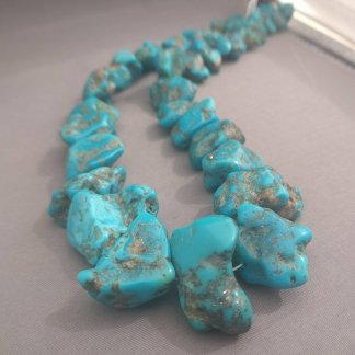 Sleeping Beauty Turquoise Beads