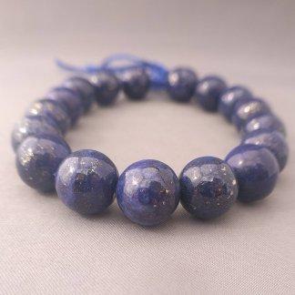 Big Lapis Lazuli Beads