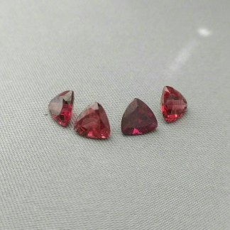 Garnet Trilliant Gemstones