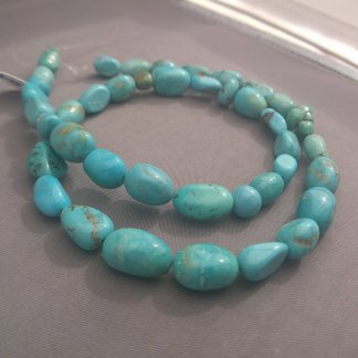 Turquoise Nugget Beads