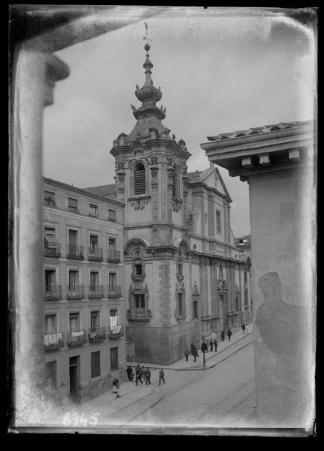 Iglesia de Montserrat 1929