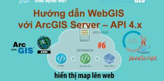 Hiển thị map lên web