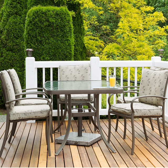how to clean outdoor furniture unger