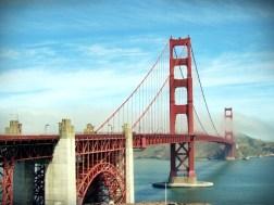 Beautiful Golden Gate Bridge!