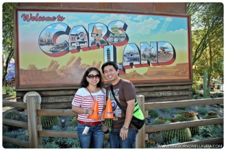 We finally got those Construction Cone Cups that were sold out when Cars Land was unveiled a few weeks earlier.